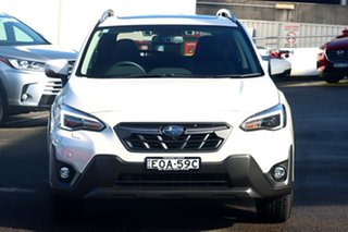 2021 Subaru XV G5X MY21 2.0i-S Lineartronic AWD Crystal White 7 Speed Constant Variable Wagon
