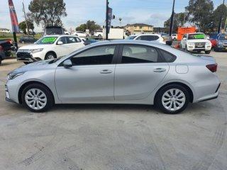 2019 Kia Cerato BD MY19 S Silver, Chrome 6 Speed Sports Automatic Sedan