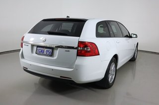 2017 Holden Commodore VF II Evoke White 6 Speed Automatic Sportswagon