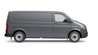 2021 Volkswagen Transporter T6.1 LWB Van Indium Grey 7 Speed Semi Auto Van