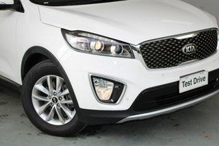 2017 Kia Sorento UM MY17 SI White 6 Speed Sports Automatic Wagon