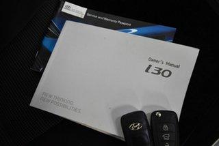 2013 Hyundai i30 GD Active Maroon 6 Speed Manual Hatchback