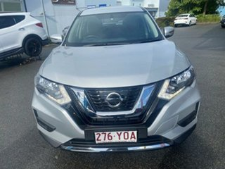 2018 Nissan X-Trail T32 Series II ST X-tronic 2WD Silver 7 Speed Constant Variable Wagon.