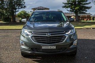 2017 Holden Equinox EQ MY18 LTZ FWD Grey 9 Speed Sports Automatic Wagon.