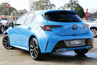 2019 Toyota Corolla Mzea12R ZR Eclectic Blue 10 Speed Constant Variable Hatchback.
