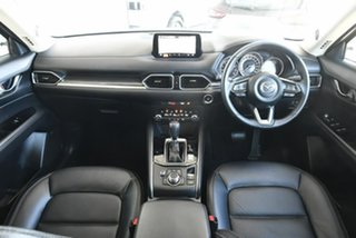 2020 Mazda CX-5 KF4WLA GT SKYACTIV-Drive i-ACTIV AWD White 6 Speed Sports Automatic Wagon.