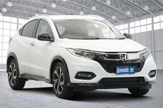 2019 Honda HR-V MY20 RS White 1 Speed Constant Variable Hatchback.