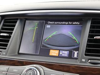 2018 Nissan Patrol Y62 Series 3 Update TI (4x4) Grey 7 Speed Automatic Wagon