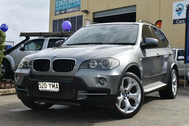Used BMW X5 E70 MY09 xDrive 30d Executive Capalaba, 2009 BMW X5 E70 MY09 xDrive 30d Executive Grey 6 Speed Auto Steptronic Wagon