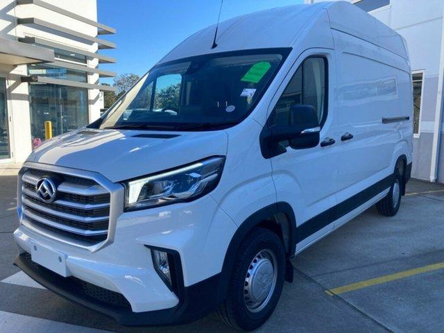 New LDV Deliver 9 MY21 High Roof LWB Glendale, 2021 LDV Deliver 9 MY21 High Roof LWB D 6 Speed Automatic Van
