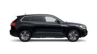 2021 Volkswagen Touareg CR 210TDI R-Line Deep Black Pearl Effect 8 Speed Automatic SUV