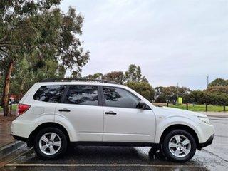 2012 Subaru Forester S3 MY12 X AWD White 4 Speed Sports Automatic Wagon.