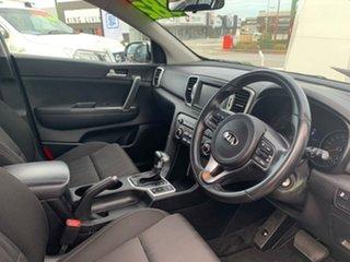 2017 Kia Sportage QL MY18 Si 2WD Silver Chrome 6 Speed Sports Automatic Wagon.