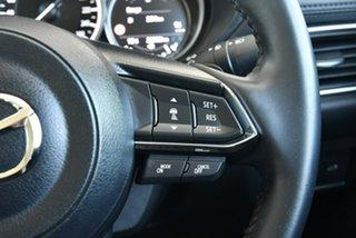 2020 Mazda CX-5 KF4WLA GT SKYACTIV-Drive i-ACTIV AWD White 6 Speed Sports Automatic Wagon