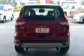 2015 Ford Kuga TF MK 2 Ambiente (AWD) Red 6 Speed Automatic Wagon