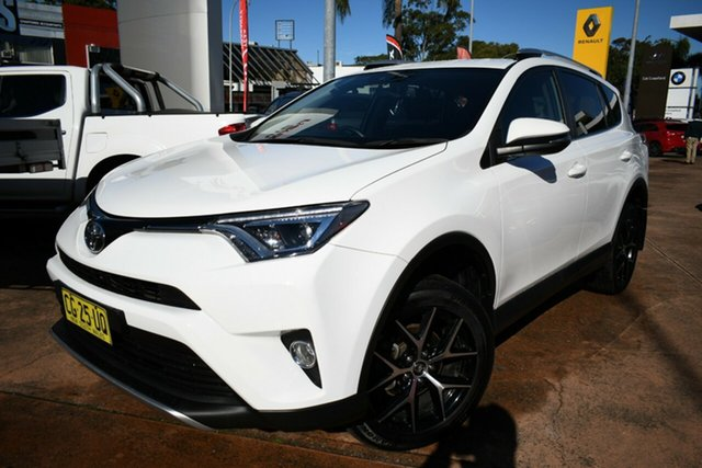 Used Toyota RAV4 ZSA42R MY14 Upgrade GXL (2WD) Brookvale, 2015 Toyota RAV4 ZSA42R MY14 Upgrade GXL (2WD) White Continuous Variable Wagon