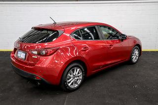 2015 Mazda 3 BM5478 Maxx SKYACTIV-Drive Red 6 Speed Sports Automatic Hatchback