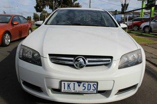 2009 Holden Commodore VE MY10 International Sportwagon White 6 Speed Sports Automatic Wagon.
