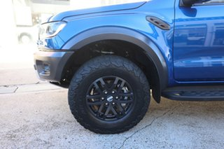 2019 Ford Ranger PX MkIII MY20.25 Raptor 2.0 (4x4) Blue 10 Speed Automatic Double Cab Pick Up.