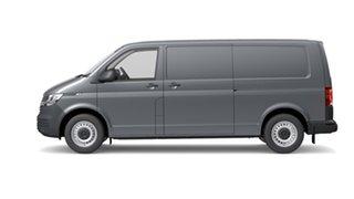 2021 Volkswagen Transporter T6.1 LWB Van Indium Grey 7 Speed Semi Auto Van.