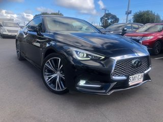 2016 Infiniti Q60 V37 GT Black 7 Speed Sports Automatic Coupe.