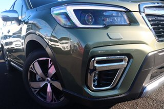 2021 Subaru Forester S5 MY21 2.5i-S CVT AWD Jasper Green Metallic 7 Speed Constant Variable Wagon.