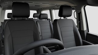 2021 Volkswagen Multivan T6.1 Comfortline Premium Indium Grey 7 Speed Semi Auto Mini Bus
