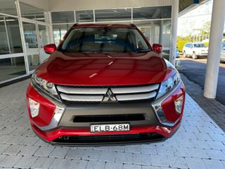 2020 Mitsubishi Eclipse Cross ES Red Constant Variable Wagon.