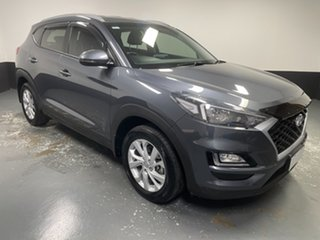 2018 Hyundai Tucson TL3 MY19 Active X 2WD Pepper Gray 6 Speed Automatic Wagon.