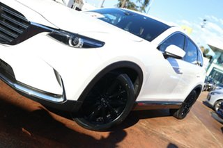 2017 Mazda CX-9 MY16 Azami (FWD) White 6 Speed Automatic Wagon.