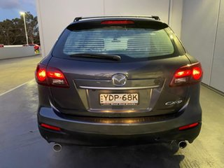 2015 Mazda CX-9 TB10A5 Luxury Activematic Grey 6 Speed Sports Automatic Wagon