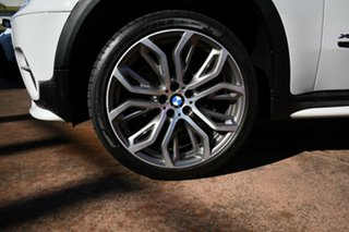 2012 BMW X5 E70 MY12 Upgrade xDrive30d White 8 Speed Automatic Sequential Wagon.
