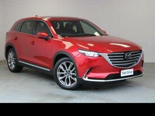 2017 Mazda CX-9 MY16 Azami (AWD) Red 6 Speed Automatic Wagon