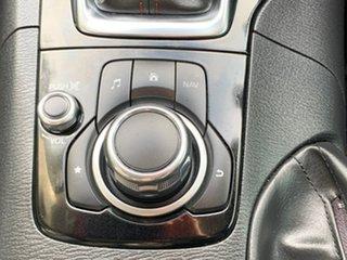 2015 Mazda 3 BM Series SP25 GT White Sports Automatic Hatchback