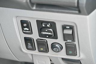 2010 Toyota Hilux KUN26R MY10 SR5 Grey 5 Speed Manual Utility