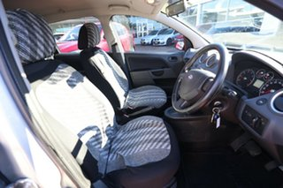 2008 Ford Fiesta WQ LX Silver 4 Speed Automatic Hatchback