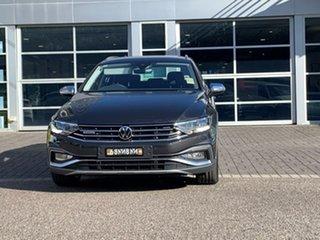 2021 Volkswagen Passat 3C (B8) MY21 Alltrack DSG 4MOTION 162TSI Grey 7 Speed.