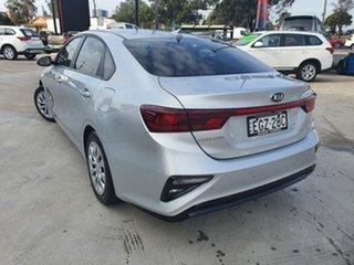 2019 Kia Cerato BD MY19 S Silver, Chrome 6 Speed Sports Automatic Sedan.