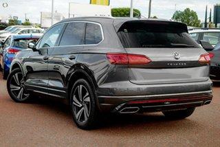 2021 Volkswagen Touareg CR MY21 210TDI Tiptronic 4MOTION R-Line Grey 8 Speed Sports Automatic Wagon.