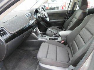 2013 Mazda CX-5 MY13 Maxx Sport (4x4) Silver 6 Speed Automatic Wagon