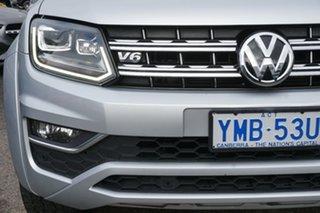 2017 Volkswagen Amarok 2H MY17 TDI550 4MOTION Perm Highline Reflex Silver 8 Speed Automatic Utility