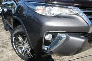 2016 Toyota Fortuner GUN156R GXL Graphite 6 Speed Automatic Wagon.