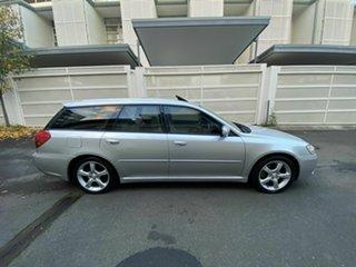 2005 Subaru Liberty B4 MY05 3.0R AWD Silver 5 Speed Sports Automatic Wagon.