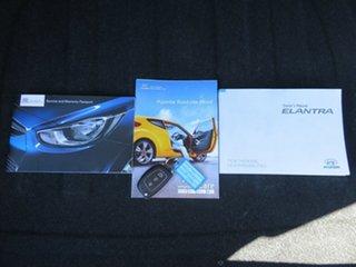 2014 Hyundai Elantra MD3 SE Red 6 Speed Sports Automatic Sedan