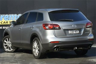 2013 Mazda CX-9 TB10A5 MY14 Luxury Activematic Grey 6 Speed Sports Automatic Wagon