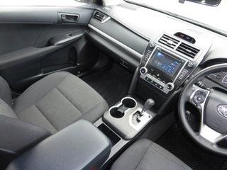 2012 Toyota Camry ASV50R Altise Adventurine Silver 6 Speed Automatic Sedan.