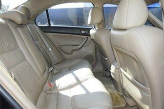 2006 Honda Accord Euro CL MY2006 Luxury Black 6 Speed Manual Sedan