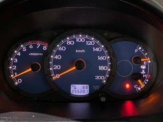 2008 Mitsubishi Triton ML MY08 GL 4x2 Black 5 Speed Manual Utility