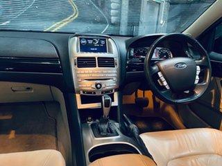 2009 Ford Falcon FG G6E Maroon 6 Speed Sports Automatic Sedan.