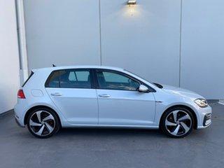 2017 Volkswagen Golf 7.5 MY17 GTI DSG White Silver 6 Speed Sports Automatic Dual Clutch Hatchback.